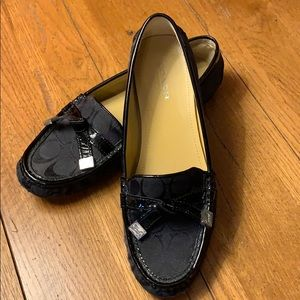 Coach loafers size 7.5